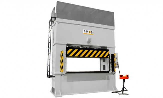 AMOB-Closed-frame-hydraulic-press-PHDM-10